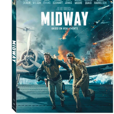 Lionsgate Midway (Blu-Ray + DVD + Digital) - Brand New