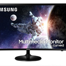 6 Pcs – Monitors – Stand Included – Refurbished (GRADE C) – Samsung, Onn, ACER, HP