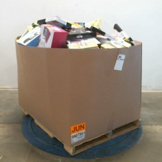Pallet - 292 Pcs - Other - Tested NOT WORKING - PBS Kids, Onn, Core Innovations, GATEWAY