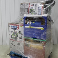 Pallet – 7 Pcs – Vehicles – Customer Returns – Jetson, Fisher-Price