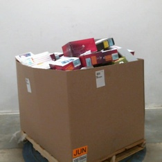 Pallet - 310 Pcs - Other - Tested NOT WORKING - Onn, Core Innovations, PBS Kids, LENOVO