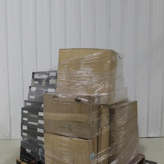 Pallet – 32 Pcs – Laptops, Monitors – Tested NOT WORKING – EVOO, EMATIC, Samsung, onn.