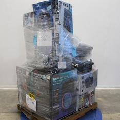 Pallet - 14 Pcs - Speakers - Customer Returns - Monster