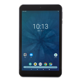 19 Pcs – Onn 100005207 8″, 16GB Storage Android Tablet, Navy Blue – Refurbished (GRADE C)