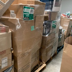 Truckload - 27 Pallets - General Merchandise (Target) - Customer Returns