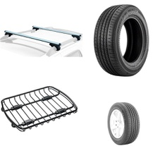 Pallet - 19 Pc(s) - Automotive Accessories, Automotive Parts, Tires, Hand - Customer Returns - CargoLoc, Bridgestone, Coleman Cable