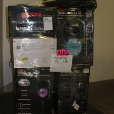 Pallet - 9 Pcs - Portable Speakers - Tested NOT WORKING - Ion, Monster