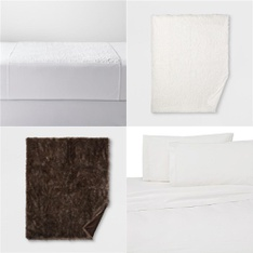 150 Pcs - Bedding - Like New, Open Box Like New, Used, New Damaged Box - Retail Ready - threshold, Project 62, Fieldcrest, Made By Design