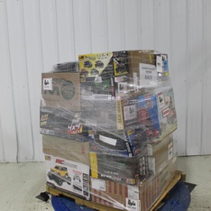 Pallet – 40 Pcs – Vehicles, Trains & RC, Action Figures, Not Powered – Customer Returns – New Bright, Paw Patrol, Sky Rover, Adventure Force