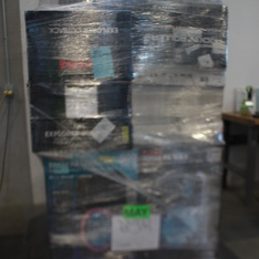 Pallet - 29 Pcs - Portable Speakers, Monitors, Accessories - Customer Returns - Ion, Onn, One For All, Canon