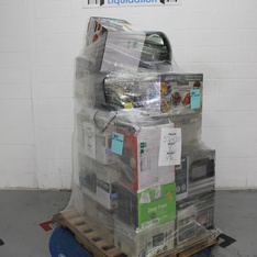 Pallet - 22 Pcs - Microwaves, Slow Cookers, Roasters, Rice Cookers & Steamers - Customer Returns - Hamilton Beach, Instant Pot, Tristar, Sunbeam Products