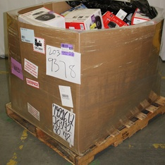 3 Pallets – 412 Pcs – Hardware, Kitchen & Dining – Customer Returns – Kaz, Kidde, PUR, Honeywell