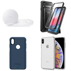 250 Pcs - iPhone Accessories - Used, Open Box Like New, New, Like New, New Damaged Box - Speck, OtterBox, Supcase, Spigen