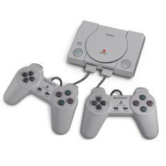 5 Pcs – Sony 3003868 PlayStation Classic Console, Gray, – Refurbished (GRADE A) – Video Game Consoles