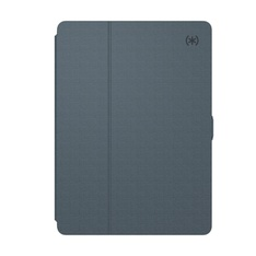 53 Pcs - Speck 90915-5999 Apple iPad Air 1/2 & Pro 9.7 Balance Folio Tablet Case - Stormy Grey/Charcoal - Like New, New, Open Box Like New, Used - Retail Ready