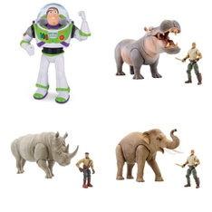 Truckload – 26 Pallets – Toys – Action Figures – Brand New – Retail Ready – Lanard Toys, Toy Story-Disney