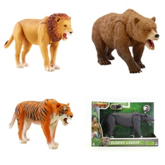 Pallet – 360 Pcs – Toys – Action Figures – Brand New – Retail Ready – Lanard Toys