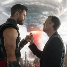 Marvel Thor: Ragnarok (Blu-ray + DVD + Digital) - Brand New