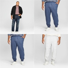 150 Pcs - Men`s Jeans, Pants & Shorts - New - Retail Ready - Goodfellow & Co, Goodfellow & Co