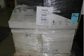 Pallet – 28 Pcs – Home Audio & Theater – Customer Returns – LG, Sony, Blackweb, Onn