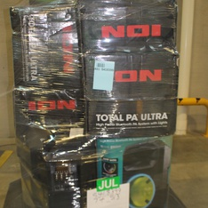 Pallet - 10 Pcs - Portable Speakers - Customer Returns - Ion