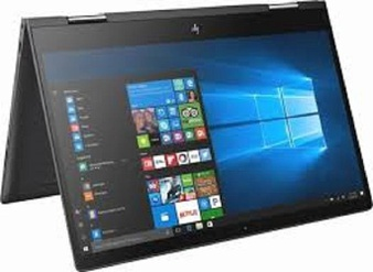 5 Pcs – HP 15-cn1073wm Envy X360 15.6″ FHD Touchscreen i7-8565U 1.80GHz 8GB RAM 512GB SSD Win 10 Home Ash Silver – Refurbished (GRADE A, GRADE B) – HP