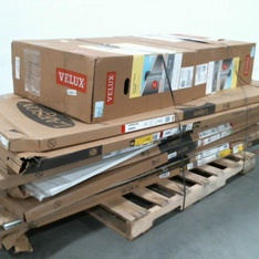 Truckload – 26 Pallets – 1525 Pcs – Building Supplies – Customer Returns – Deckorators, SMARTCORE, Dekorators, Chamberlain