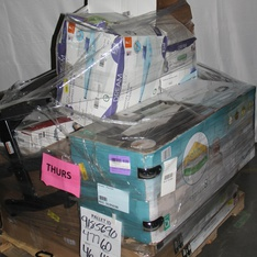 Pallet – 9 Pcs – Office, Covers, Mattress Pads & Toppers – Customer Returns – Mainstay's, Dream Serenity