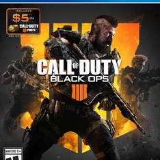 Activision Call Of Duty Bo4 With Cod Point (PS4) - Brand New