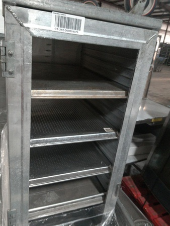 24 Pallets - 24 Pcs - Commercial Kitchen Equipment - Fri Jado Rotisserie  Trauslen Refrigerator Unox Convection Oven - Used Fixed Assets