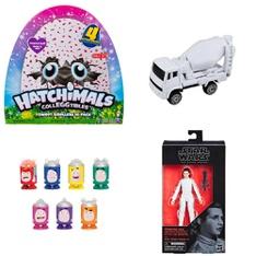 150 Pcs - Toys - New - Retail Ready - Marvel, Hatchimals, Oddbods, Maisto