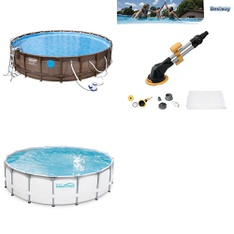 Pallet - 7 Pcs - Pools & Water Fun - Customer Returns - Coleman