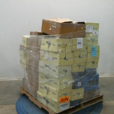 Pallet – 202 Pcs – Accessories, Software – Customer Returns – Core Innovations, Onn, Wire Trak, McAfee