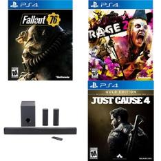 Pallet – 42 Pcs – Sony, Speakers – Customer Returns – Bethesda Softworks, Onn, Square Enix