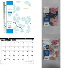 Clearance! 61 Pcs - Calendars - New, Used, Like New - Retail Ready - Mead, Cambridge, Blue Sky, Sellmer