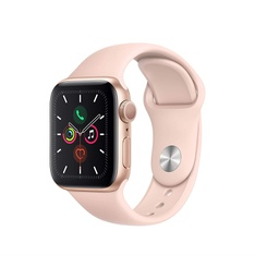 5 Pcs – Apple Watch – Series 5 – 40MM – Refurbished (GRADE A) – Models: MWV72LL/A