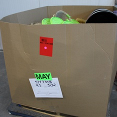 Clearance! Pallet - 209 Pcs - Cleaning Supplies - Brand New - Retail Ready - Greenlid, Dawn, Lysol, Quickie