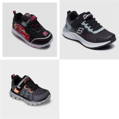 98 Pcs - Boys - New - Retail Ready - Disney, Skechers, S Sport By Skechers