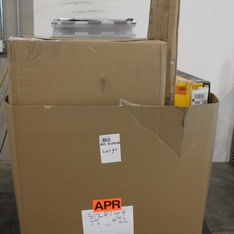 Pallet - 8 Pcs - Air Conditioners, Pressure Washers, Cycling & Bicycles - Tested NOT WORKING - GE, MAGIC CHEF, Huffy, Room Essentials