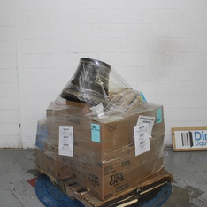 Pallet – 131 Pcs – Accessories – Customer Returns – Gilmour, Scotts, Formosa Tools Co., Ltd.
