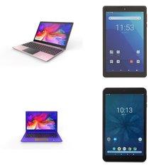 16 Pcs - Computers - Laptops - Refurbished(GRADE A, GRADE B) - GATEWAY, Onn