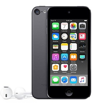 9 Pcs – Apple iPod Touch 6th Generation 32GB Space Gray MKJ02LL/A – Refurbished (GRADE A)