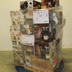 Pallet - 37 Pcs - Single Cup Brewers, Drip Brewers / Perculators - Customer Returns - Keurig