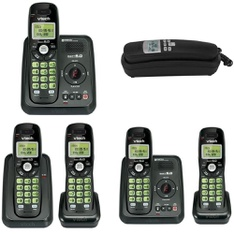 Pallet – 281 Pcs – Cordless / Corded Phones, Accessories, Unsorted, Other – Customer Returns – VTECH, PDP, Scosche, Onn