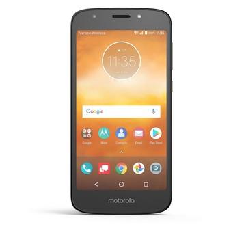 CLEARANCE! 100 Pcs – Motorola Verizon Prepaid Moto E5 Play 16 GB Black – Tested NOT WORKING