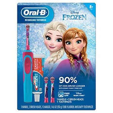 50 Pcs – Oral-B Kids Rechargeable Electric Toothbrush – Frozen – New – Retail Ready