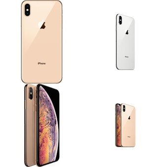 27 Pcs – Apple iPhone Xs Max – Refurbished (GRADE A – Unlocked) – Models: MT5C2LL/A, MT5F2LL/A, MT5E2LL/A, MT5X2LL/A