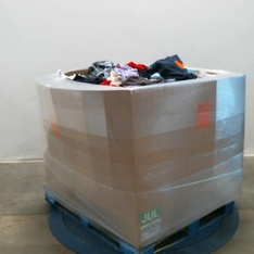 Pallet – 566 Pcs – Jeans, Pants, Legging & Shorts, Unsorted, Shirts & Blouses, Jeans, Pants & Shorts – Customer Returns – Member's Mark, Nine West, Tangerine, Isaac Mizrahi