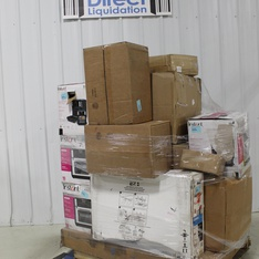 3 Pallets - 83 Pcs - Slow Cookers, Roasters, Rice Cookers & Steamers, Vehicles, Trains & RC, Boardgames, Puzzles & Building Blocks, Deep Fryers - Damaged / Missing Parts - Instant Pot, New Bright, Instant, Microsoft