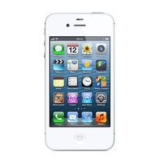 Apple iPhone 4S 8GB White 3G Cellular AT&T MC920LL/A - Unlocked - Refurbished